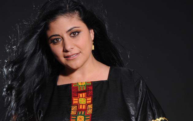 Sanaa Moussa (Gesang)